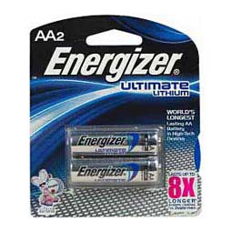 AA Lithium Batteries Generic (brand may vary)